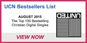 UCN Songs Bestsellers List - August 2015