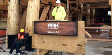 Noah's Ark Theme Park to Open In July 2016