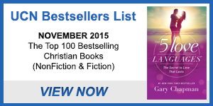 UCN Books Bestsellers List – November 2015