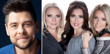 Jason Crabb, Point of Grace Unite for THE ROAD HOME Tour