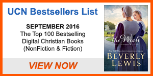UCN E-books Bestsellers List – September 2016