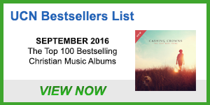 UCN Albums Bestsellers List – September 2016