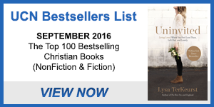 UCN Books Bestsellers List – September 2016