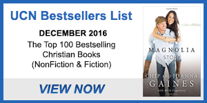 UCN Books Bestsellers List – December 2016