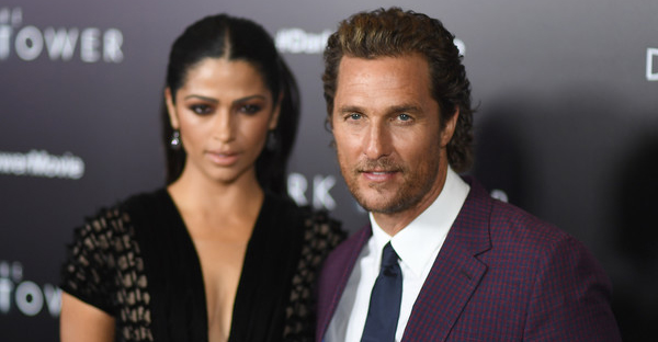 Matthew McConaughey Shares How His Son Received the ...